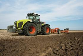 Трактор CLAAS XERION 5000 TRAC/TRAC VC